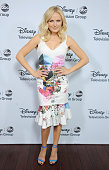 Actress Malin Akerman arrives at the ABC/Disney TCA Winter Press Tour party at The Langham Huntington Hotel and Spa on January 17 2014 in Pasadena...