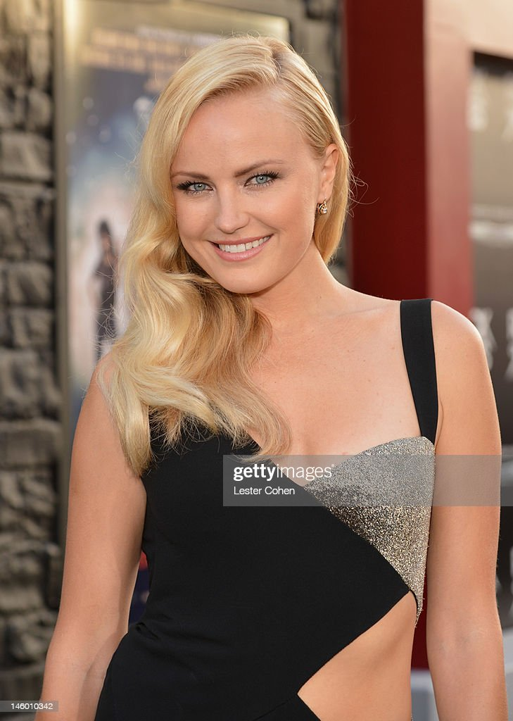 Actress <a gi-track='captionPersonalityLinkClicked' href=/galleries/search?phrase=Malin+Akerman&family=editorial&specificpeople=598245 ng-click='$event.stopPropagation()'>Malin Akerman</a> arrives at the 'Rock of Ages' Los Angeles premiere held at Grauman's Chinese Theatre on June 8, 2012 in Hollywood, California.