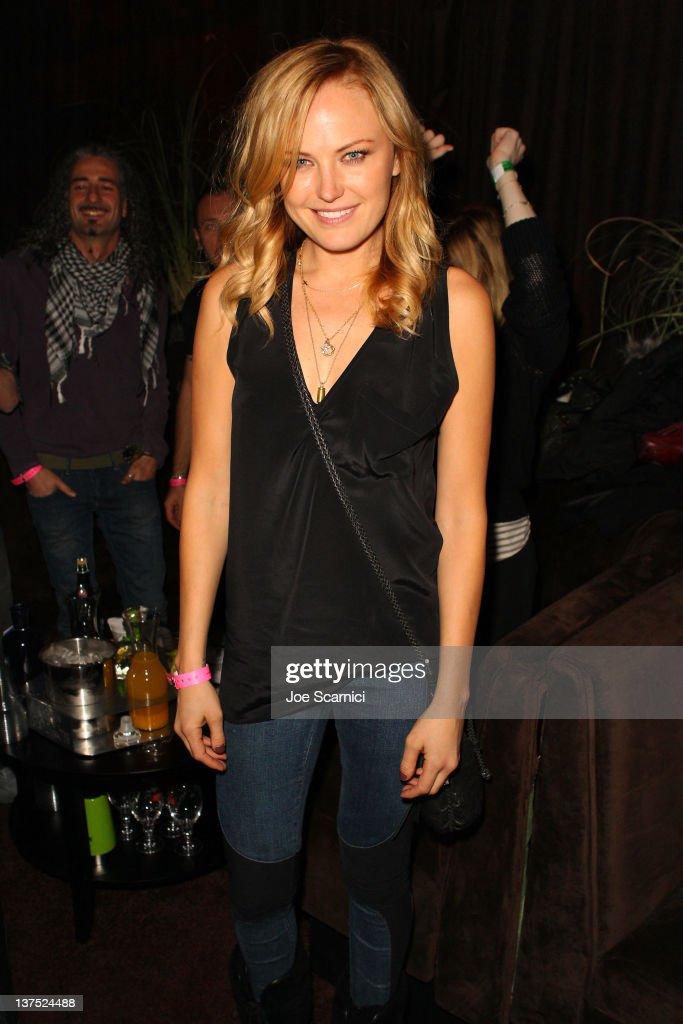 Actress Malin Akerman arrives at the T-Mobile Presents Google Music at TAO, a nightlife event at the 2012 Sundance Film Festival on January 21, 2012 in Park City, Utah.