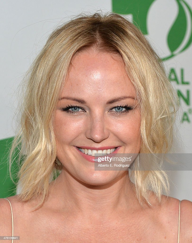 Actress Malin Akerman attends Global Green USA's 11th Annual Pre-Oscar party at Avalon on February 26, 2014 in Hollywood, California.