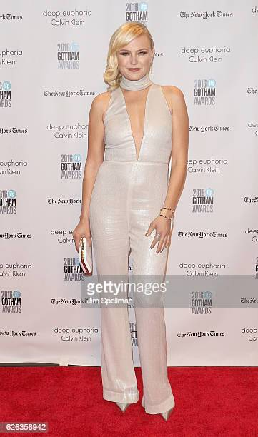 Actress Malin Akerman attends the 26th Annual Gotham Independent Film Awards at Cipriani Wall Street on November 28 2016 in New York City