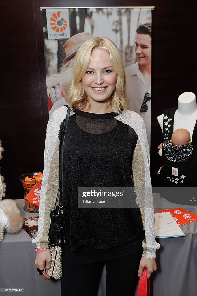 Actress <a gi-track='captionPersonalityLinkClicked' href=/galleries/search?phrase=Malin+Akerman&family=editorial&specificpeople=598245 ng-click='$event.stopPropagation()'>Malin Akerman</a> attends the 2nd Annual Santa's Secret Workshop Benefiting L.A. Family Housing at Andaz on December 1, 2012 in West Hollywood, California.