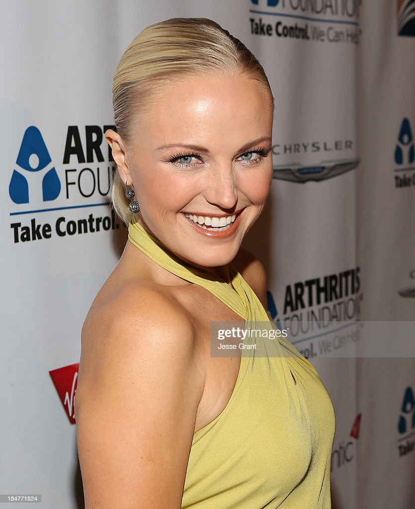 Actress <a gi-track='captionPersonalityLinkClicked' href=/galleries/search?phrase=Malin+Akerman&family=editorial&specificpeople=598245 ng-click='$event.stopPropagation()'>Malin Akerman</a> attends the Arthritis Foundation 'Commitment to a Cure' 2012 Awards Gala at The Beverly Hilton Hotel on October 25, 2012 in Beverly Hills, California.