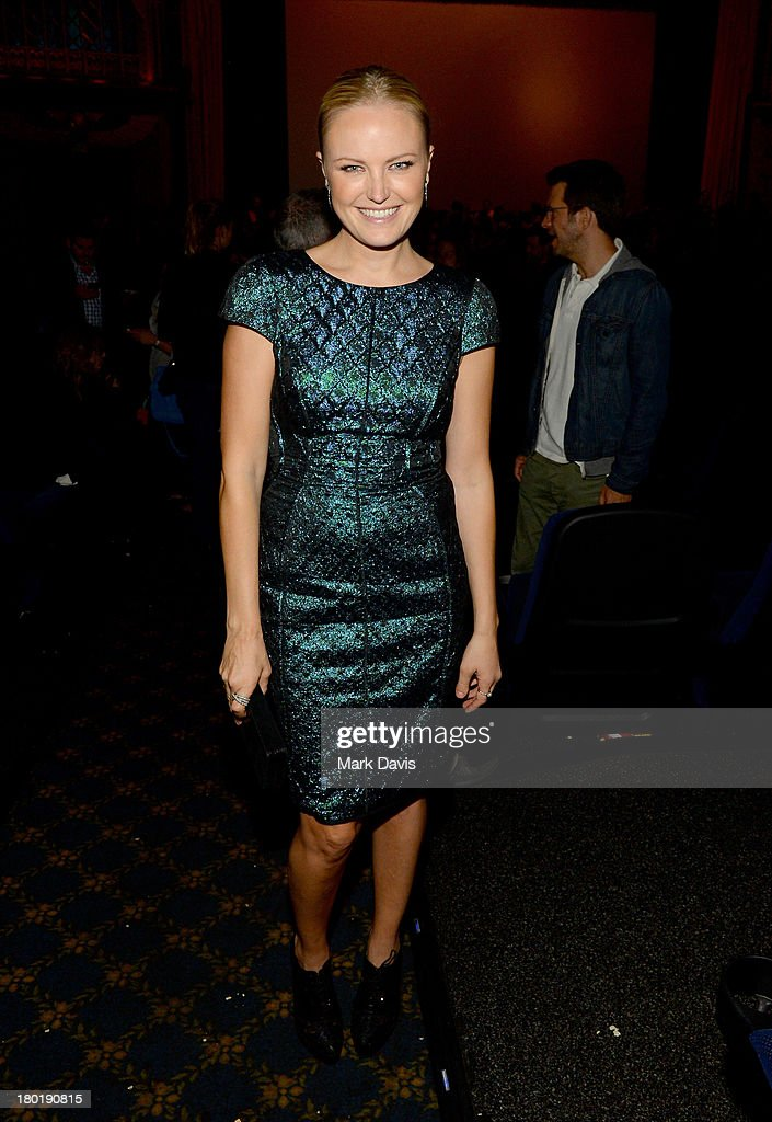 Actress <a gi-track='captionPersonalityLinkClicked' href=/galleries/search?phrase=Malin+Akerman&family=editorial&specificpeople=598245 ng-click='$event.stopPropagation()'>Malin Akerman</a> attends the 'Childrens Hospital' and 'NTSF:SD:SUV' screening event at the Vista Theatre on September 9, 2013 in Los Angeles, California. 24049_001_MD_0190.JPG