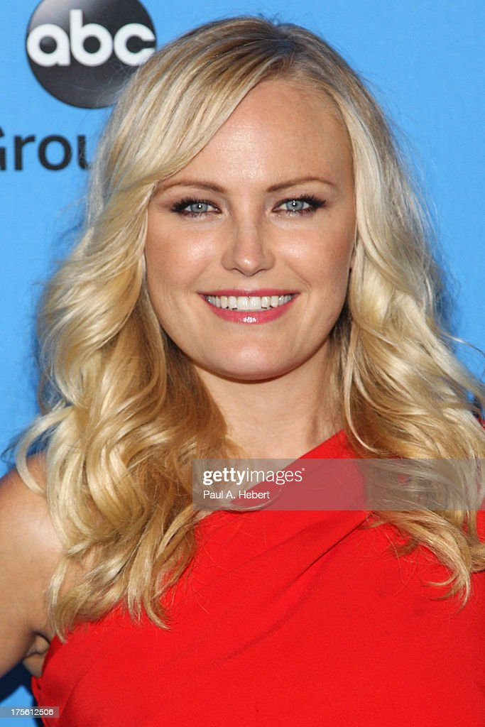 Actress <a gi-track='captionPersonalityLinkClicked' href=/galleries/search?phrase=Malin+Akerman&family=editorial&specificpeople=598245 ng-click='$event.stopPropagation()'>Malin Akerman</a> attends the Disney & ABC Television Group's '2013 Summer TCA Tour' at The Beverly Hilton Hotel on August 4, 2013 in Beverly Hills, California.