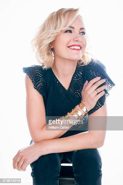Actress Malin Akerman is photographed for The Wrap on March 28 2016 in Los Angeles California PUBLISHED IMAGE