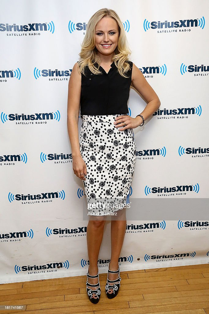 Actress <a gi-track='captionPersonalityLinkClicked' href=/galleries/search?phrase=Malin+Akerman&family=editorial&specificpeople=598245 ng-click='$event.stopPropagation()'>Malin Akerman</a> visits the SiriusXM Studios on September 24, 2013 in New York City.