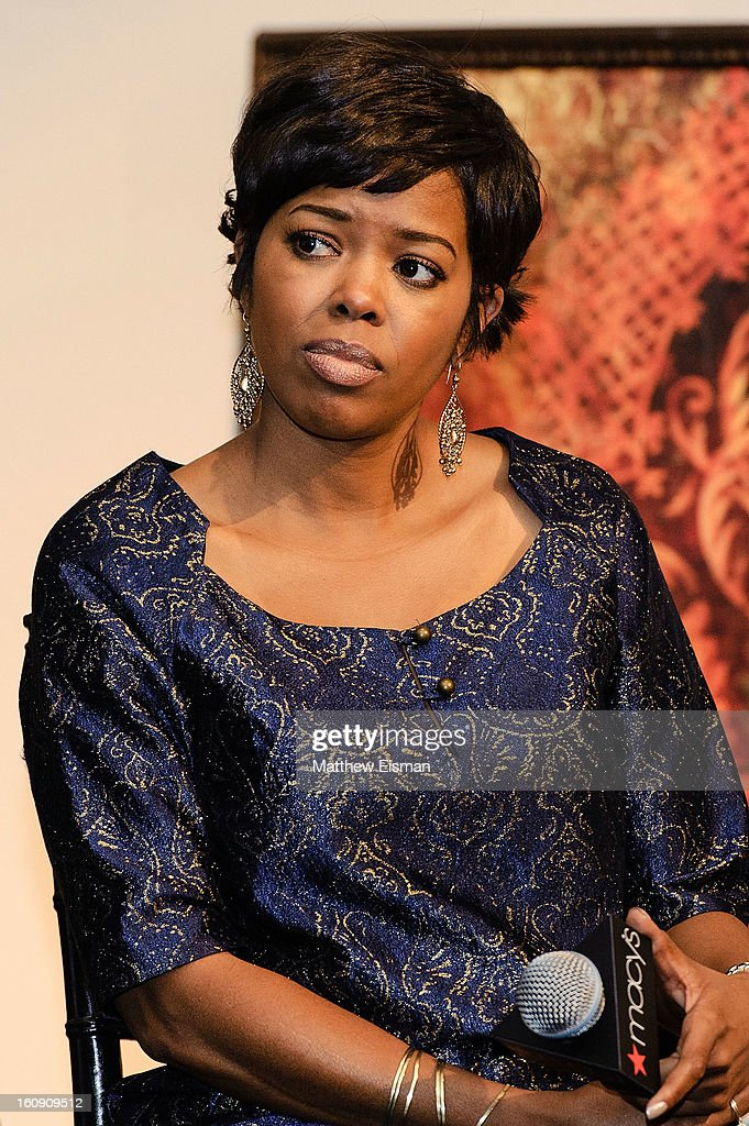 Actress Malinda Williams attends 'In Conversation' Honoring Gordon Parks at Macy's Herald Square on February 7, 2013 in New York City.