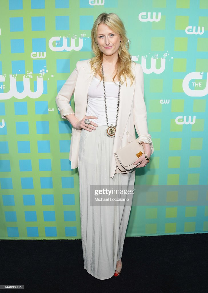Actress Mamie Gummer attends The CW Network's New York 2012 Upfront at New York City Center on May 17, 2012 in New York City.
