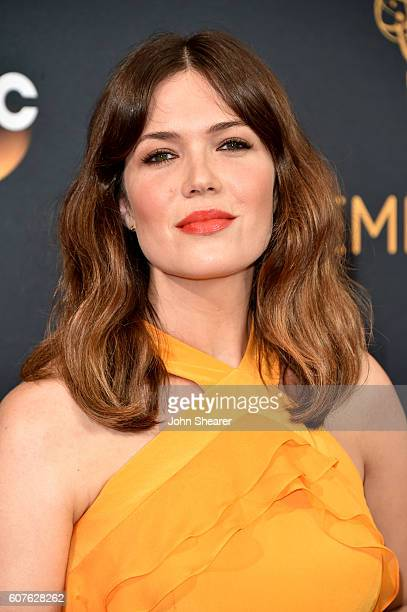 Actress Mandy Moore arrives at the 68th Annual Primetime Emmy Awards at Microsoft Theater on September 18 2016 in Los Angeles California