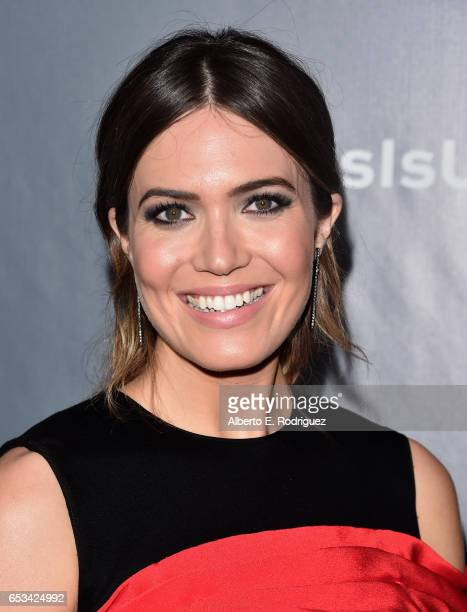 Actress Mandy Moore attends a screening of the season finale of NBC's 'This Is Us' at The Directors Guild Of America on March 14 2017 in Los Angeles...