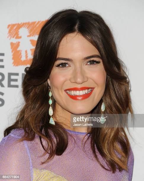 Actress Mandy Moore attends the Alliance for Children's Rights 25th anniversary celebration at The Beverly Hilton Hotel on March 16 2017 in Beverly...
