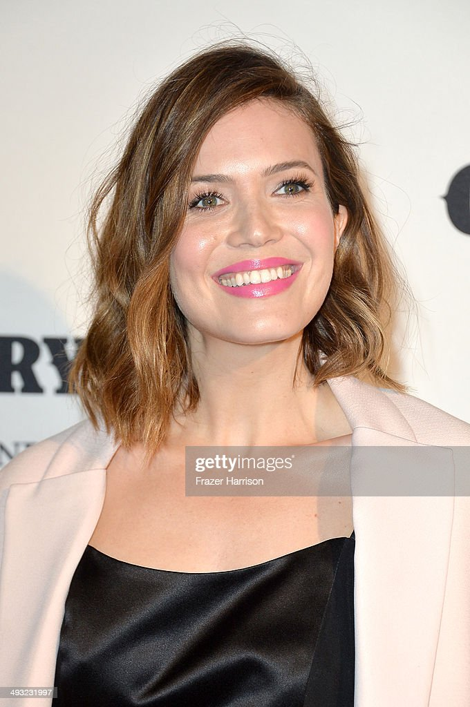 Actress Mandy Moore attends the Annenberg Space for Photography Opening Celebration for 'Country, Portraits of an American Sound' at the Annenberg Space for Photography on May 22, 2014 in Century City, California.