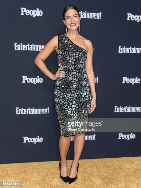 Actress Mandy Moore attends the Entertainment Weekly People New York Upfronts at 849 6th Ave on May 15 2017 in New York City