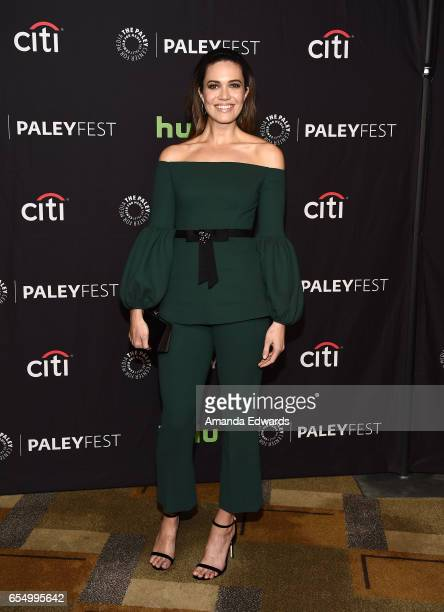 Actress Mandy Moore attends The Paley Center For Media's 34th Annual PaleyFest Los Angeles 'This Is Us'screening and panel discussion at the Dolby...