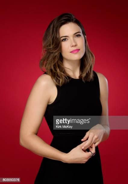 Actress Mandy Moore is photographed for Los Angeles Times on June 22 2017 in Los Angeles California PUBLISHED IMAGE CREDIT MUST READ Kirk McKoy/Los...