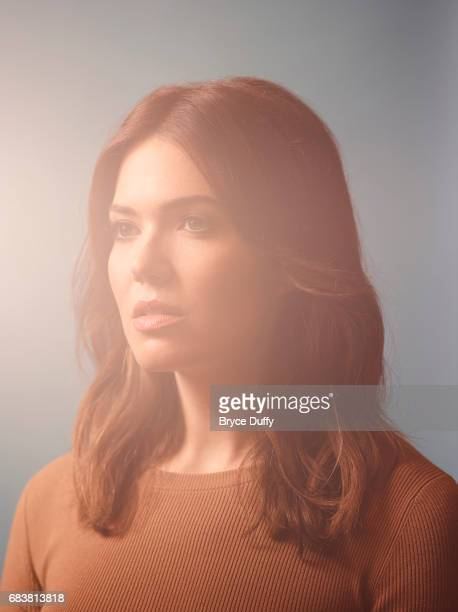 Actress Mandy Moore photographed for Variety on February 12 in Los Angeles California