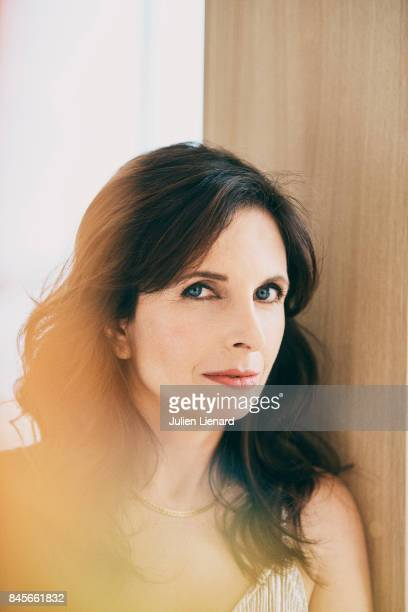 Actress Marcela Said is photographed for Self Assignment on May 18 2017 in Cannes France