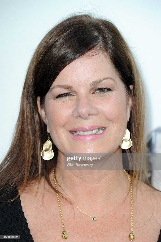 Actress Marcia Gay Harden arrives at the Los Angeles Premiere of 'If I Stay' at TCL Chinese Theatre on August 20, 2014 in Hollywood, California.