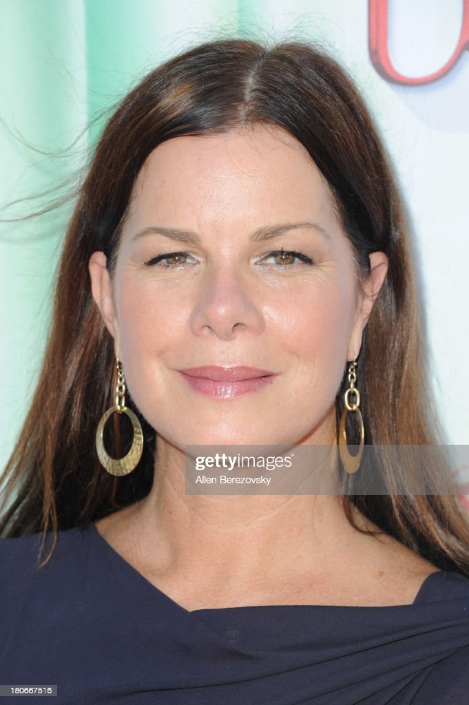 Actress <a gi-track='captionPersonalityLinkClicked' href=/galleries/search?phrase=Marcia+Gay+Harden&family=editorial&specificpeople=202089 ng-click='$event.stopPropagation()'>Marcia Gay Harden</a> arrives at the world premiere of 'The Wizard Of Oz 3D' and grand opening of the new TCL Chinese Theatre IMAX at TCL Chinese Theatre on September 15, 2013 in Hollywood, California.
