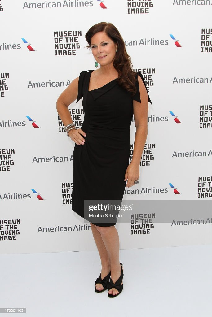 Actress <a gi-track='captionPersonalityLinkClicked' href=/galleries/search?phrase=Marcia+Gay+Harden&family=editorial&specificpeople=202089 ng-click='$event.stopPropagation()'>Marcia Gay Harden</a> attends Museum of the Moving Image Inaugural Envision Award Gala Dinner at Museum of the Moving Image on June 11, 2013 in New York City.