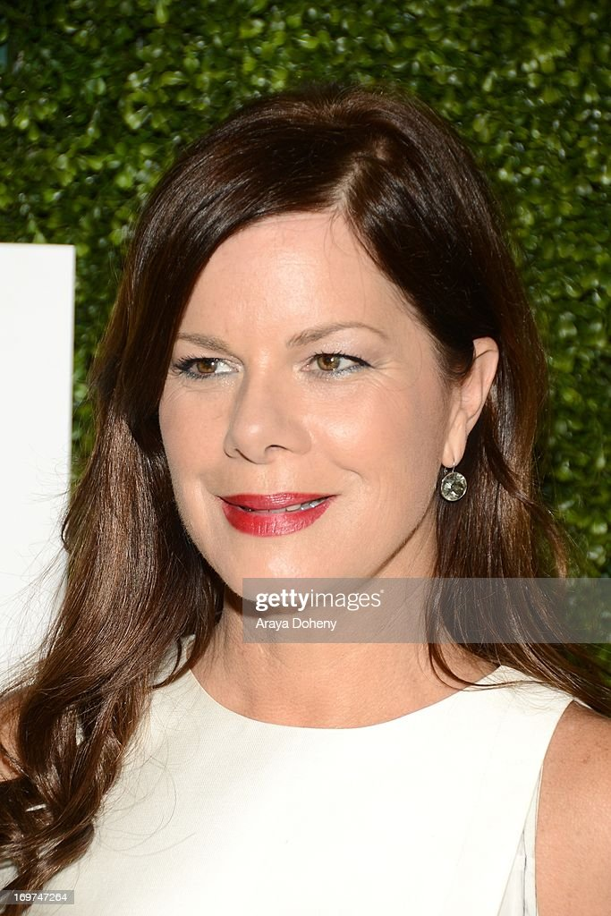 Actress <a gi-track='captionPersonalityLinkClicked' href=/galleries/search?phrase=Marcia+Gay+Harden&family=editorial&specificpeople=202089 ng-click='$event.stopPropagation()'>Marcia Gay Harden</a> attends Step Up Women's Network 10th annual Inspiration Awards at The Beverly Hilton Hotel on May 31, 2013 in Beverly Hills, California.