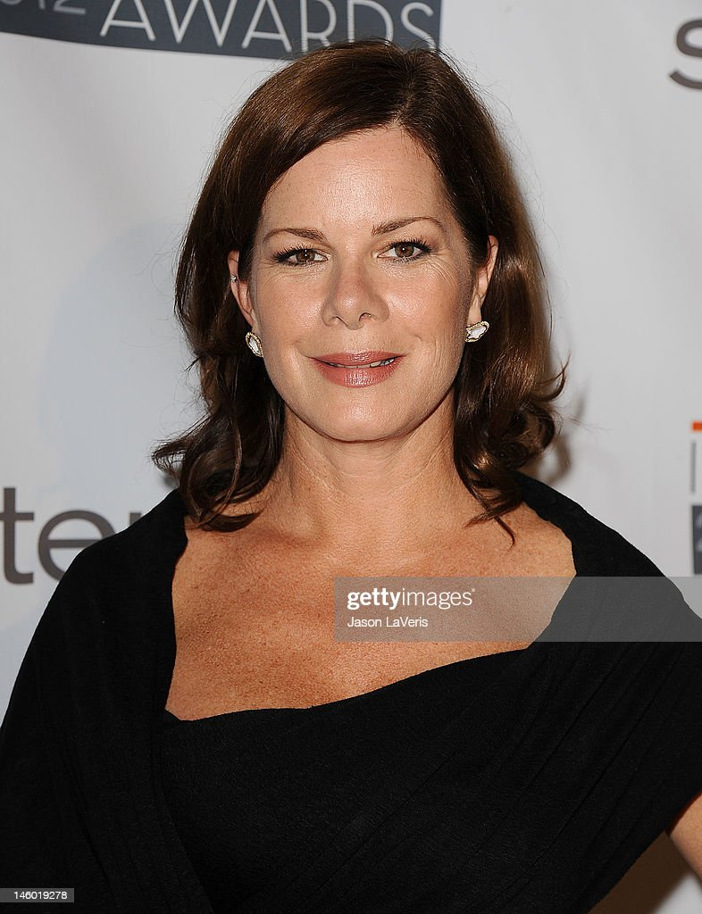 Actress Marcia Gay Harden attends StepUp Women's Network 9th annual Inspiration Awards at The Beverly Hilton Hotel on June 8, 2012 in Beverly Hills, California.