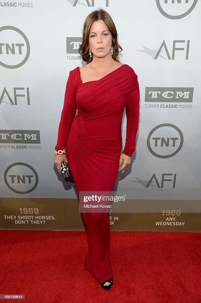 Actress Marcia Gay Harden attends the 2014 AFI Life Achievement Award: A Tribute to Jane Fonda at the Dolby Theatre on June 5, 2014 in Hollywood, California. Tribute show airing Saturday, June 14, 2014 at 9pm ET/PT on TNT.