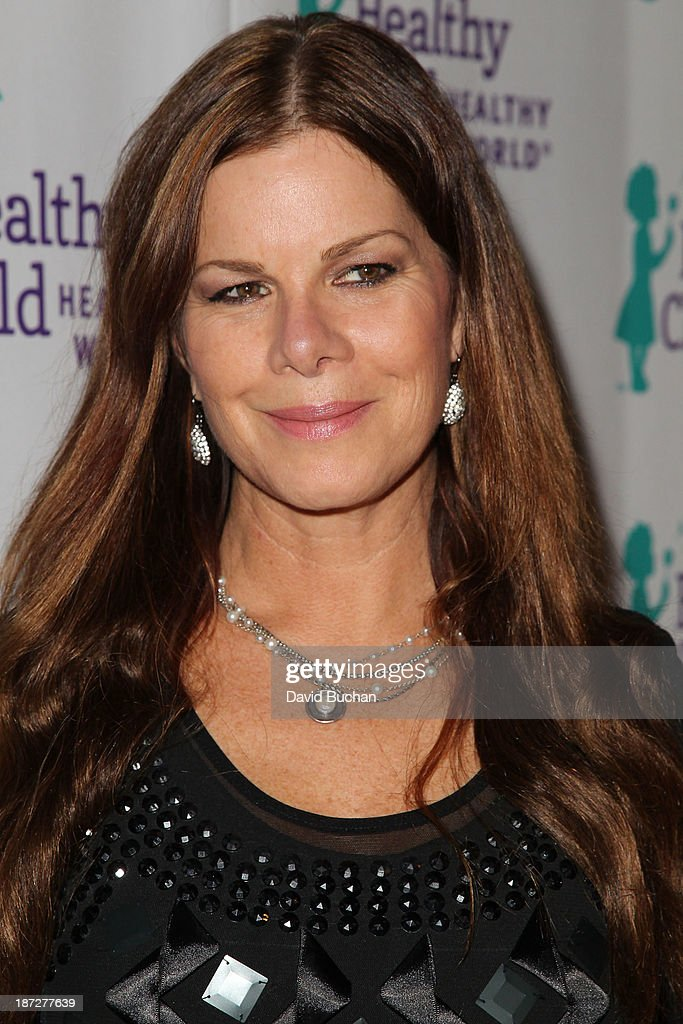 Actress <a gi-track='captionPersonalityLinkClicked' href=/galleries/search?phrase=Marcia+Gay+Harden&family=editorial&specificpeople=202089 ng-click='$event.stopPropagation()'>Marcia Gay Harden</a> attends the Mom On A Mission's 5th Annual Awards & Gala on November 6, 2013 in Pacific Palisades, California.