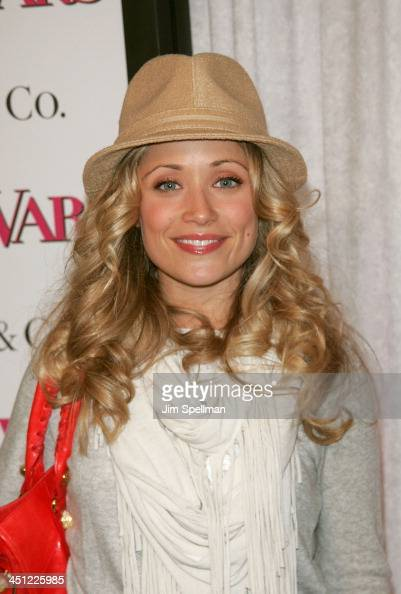 Actress Marcy Rylan attends the premiere of Bride Wars at the AMC Loews Lincoln Square on January 5 2009 in New York City