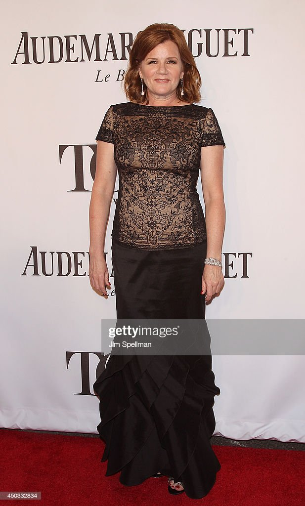 Actress Mare Winningham attends American Theatre Wing's 68th Annual Tony Awards at Radio City Music Hall on June 8, 2014 in New York City.