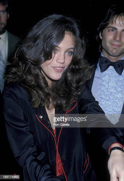Actress Maren Jensen attends the premiere party for 'Muppets Go To Hollywood' on April 6 1979 at Coconut Grove in Los Angeles California