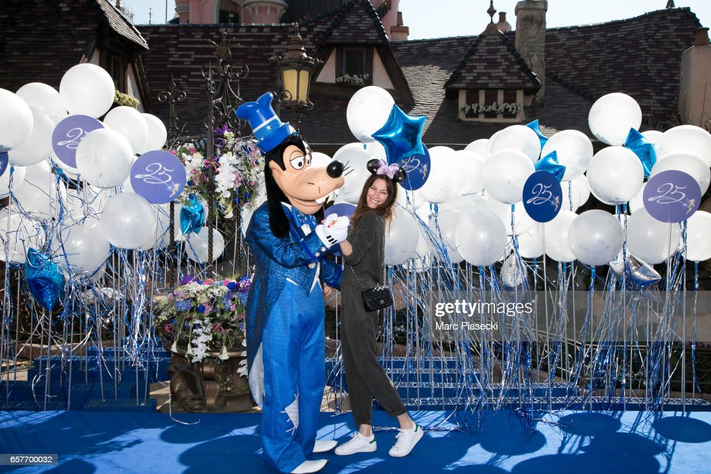 Disneyland Paris Celebrates Its 25th Anniversary
