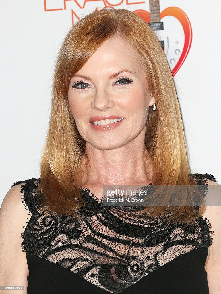Actress Marg Helgenberger attends the 20th Annual Race to Erase MS Gala 'Love to Erase MS' at the Hyatt Regency Century Plaza on May 3, 2013 in Century City, California.