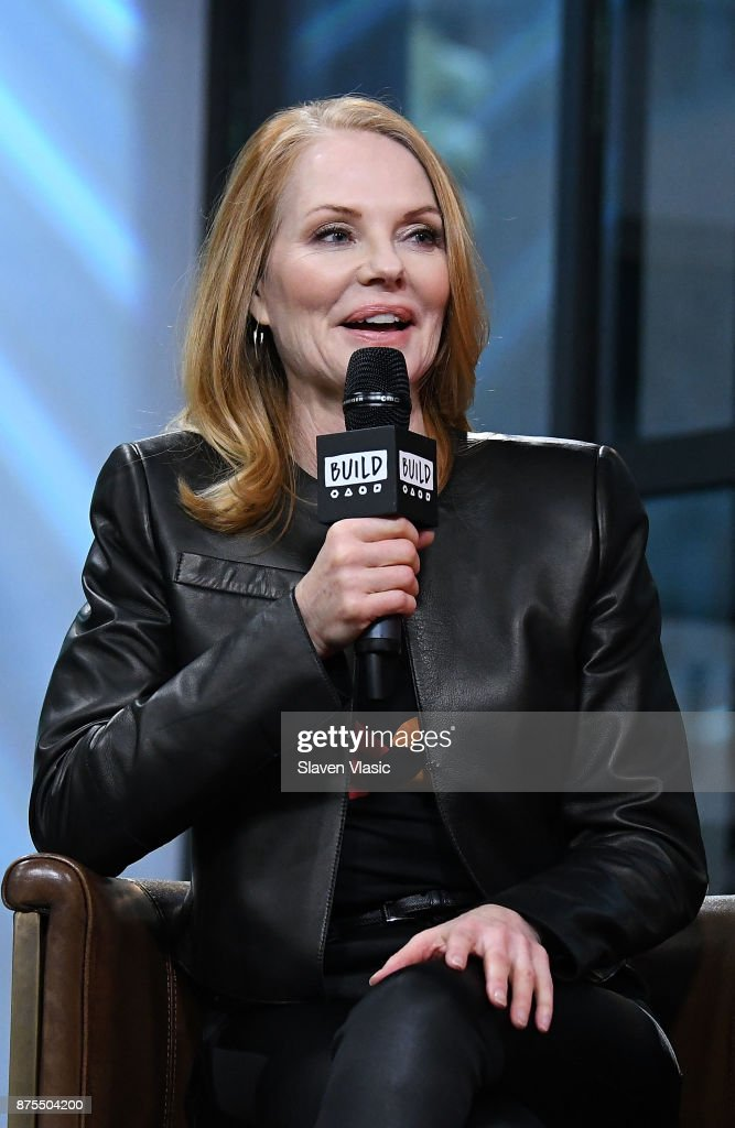 "Build Presents Marg Helgenberger Discussing ""The Value Of A Dollar"" Campaign"