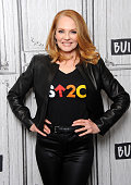 """Build Presents Marg Helgenberger Discussing """"The Value..."""