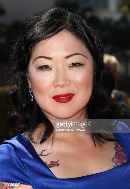 Actress Margaret Cho attends The Academy Of Television Arts Sciences 2012 Creative Arts Emmy Awards at the Nokia Theatre LA Live on September 15 2012...