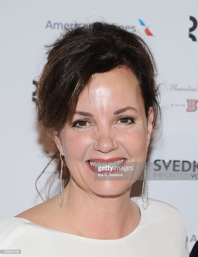 Actress Margaret Colin attends the 2013 Roundabout Theatre Company Spring Gala at Hammerstein Ballroom on March 11, 2013 in New York City.