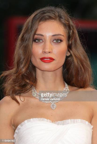 Actress Margaret Made attends the Opening Ceremony and Baaria Red Carpet at the Sala Grande during the 66th Venice Film Festival on September 2 2009...