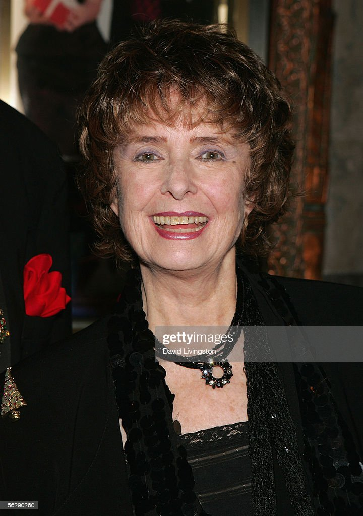 Actress Margaret O'Brien poses prior to the opening night performance of Irving Berlin's 'White Christmas' at the Pantages Theatre on November 28, 2005 in Hollywood, California.