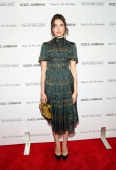 Actress Margaret Qualley attends 'Magic In The Moonlight' premiere at Paris Theater on July 17 2014 in New York City