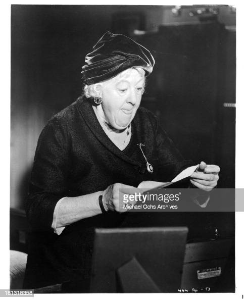 margaret rutherford stock photos and pictures getty images. Black Bedroom Furniture Sets. Home Design Ideas