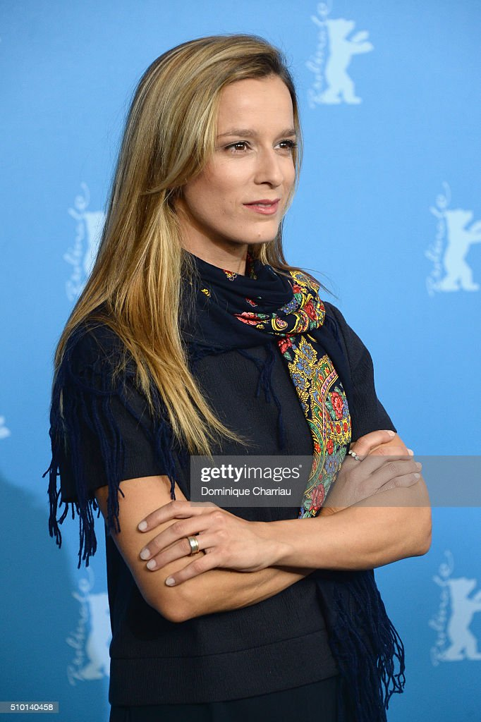 Actress Margarida Vila-Nova attends the 'Letters from War' (Cartas da guerra) photo call during the 66th Berlinale International Film Festival Berlin at Grand Hyatt Hotel on February 14, 2016 in Berlin, Germany.
