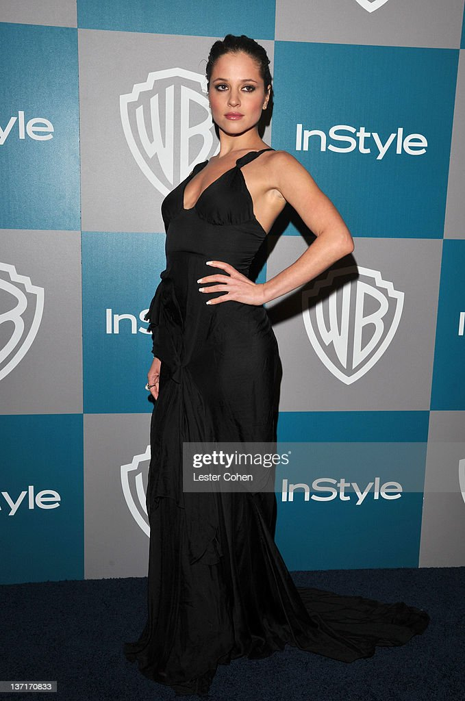 Actress Margarita Levieva arrives at the 13th Annual Warner Bros. and InStyle Golden Globe After Party held at The Beverly Hilton hotel on January 15, 2012 in Beverly Hills, California.