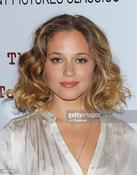 Actress Margarita Levieva attends the Sony Pictures Classics with The Cinema Society host a screening of 'The Diary Of A Teenage Girl' at Landmark's...