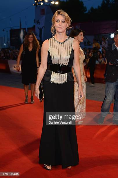 Actress Margherita Buy attends Premio Kineo Red Carpet during the 70th Venice International Film Festival at Palazzo del Cinema on September 1 2013...