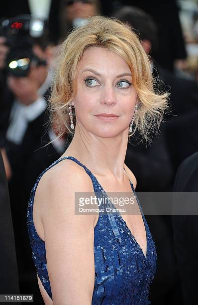 Actress Margherita Buy attends the 'Habemus Papam' Premiere during the 64th Annual Cannes Film Festival at the Palais des Festivals on May 13 2011 in...