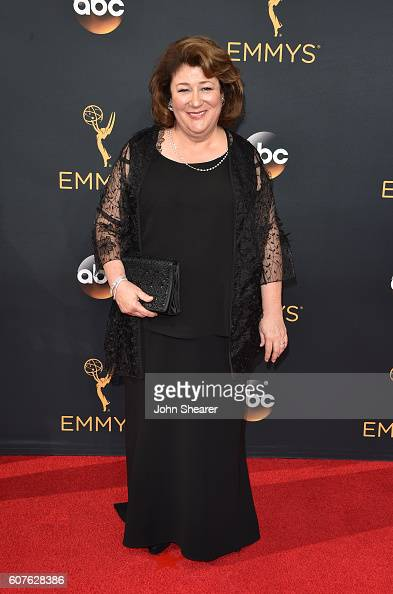 Actress Margo Martindale arrives at the 68th Annual Primetime Emmy Awards at Microsoft Theater on September 18 2016 in Los Angeles California