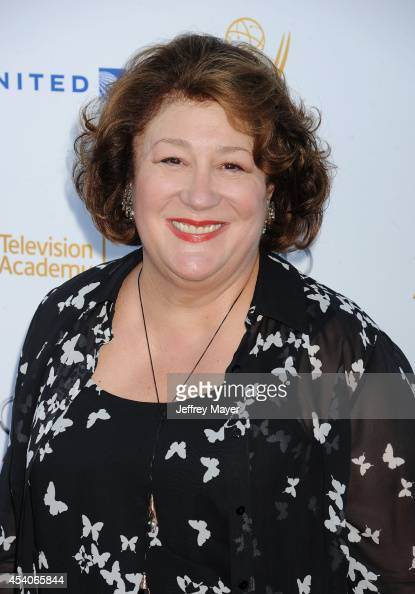 Actress Margo Martindale arrives at the Television Academy's 66th Emmy Awards Performance Nominee Reception at the Pacific Design Center on Saturday...