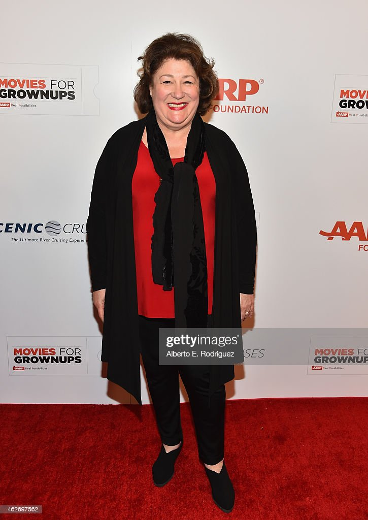 Actress Margo Martindale arrives to AARP The Magazine's 14th Annual Movies For Grownups Awards Gala at the Beverly Wilshire Four Seasons Hotel on February 2, 2015 in Beverly Hills, California.